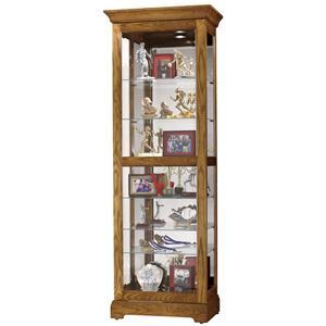 Moorland Display Cabinet