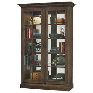 Clawson Door Cabinet with Adjustable Shelves