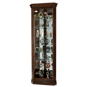 Howard Miller Cabinets Drake Curio Cabinet