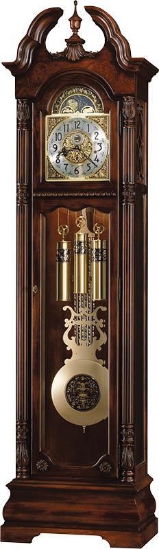 Clocks Ramsey Grandfather Clock by Howard Miller at Alison Craig Home Furnishings
