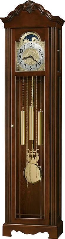 Clocks Nicea Grandfather Clock by Howard Miller at Alison Craig Home Furnishings