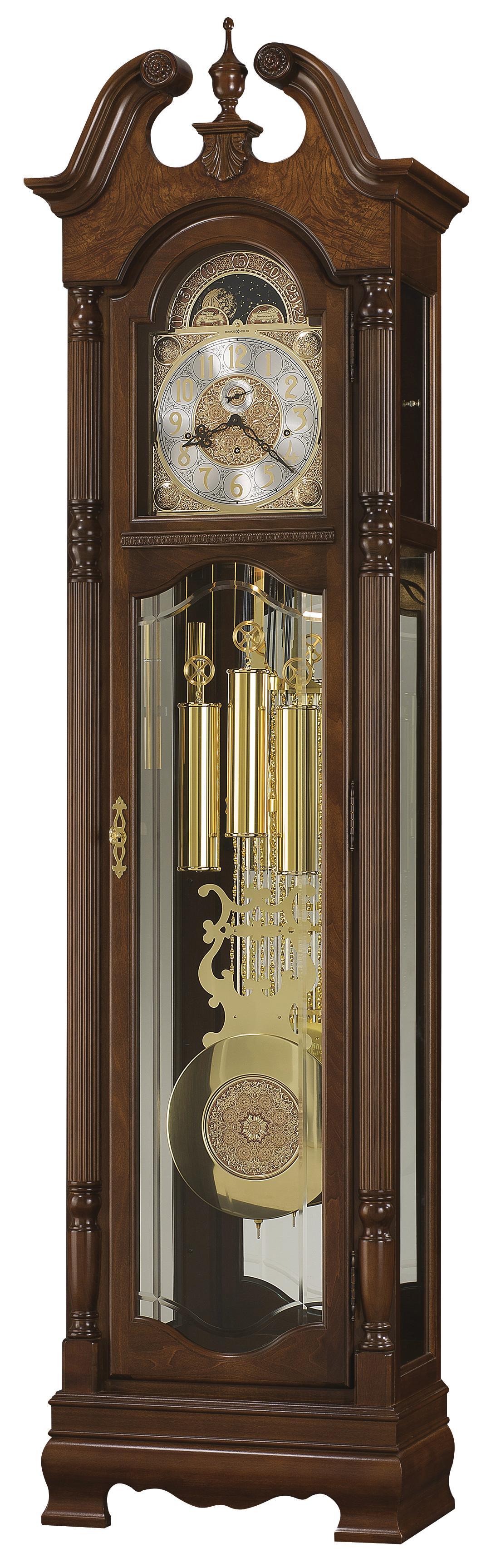 Clocks Baldwin by Howard Miller at Alison Craig Home Furnishings