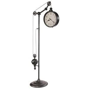 Pulley Time II Floor Clock