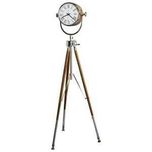 Neeko Tripod Floor Clock