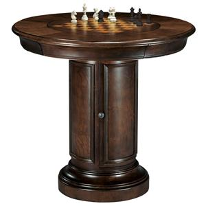 Game & Pub Table with Storage Base