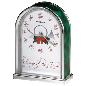 Sounds of the Season Clock