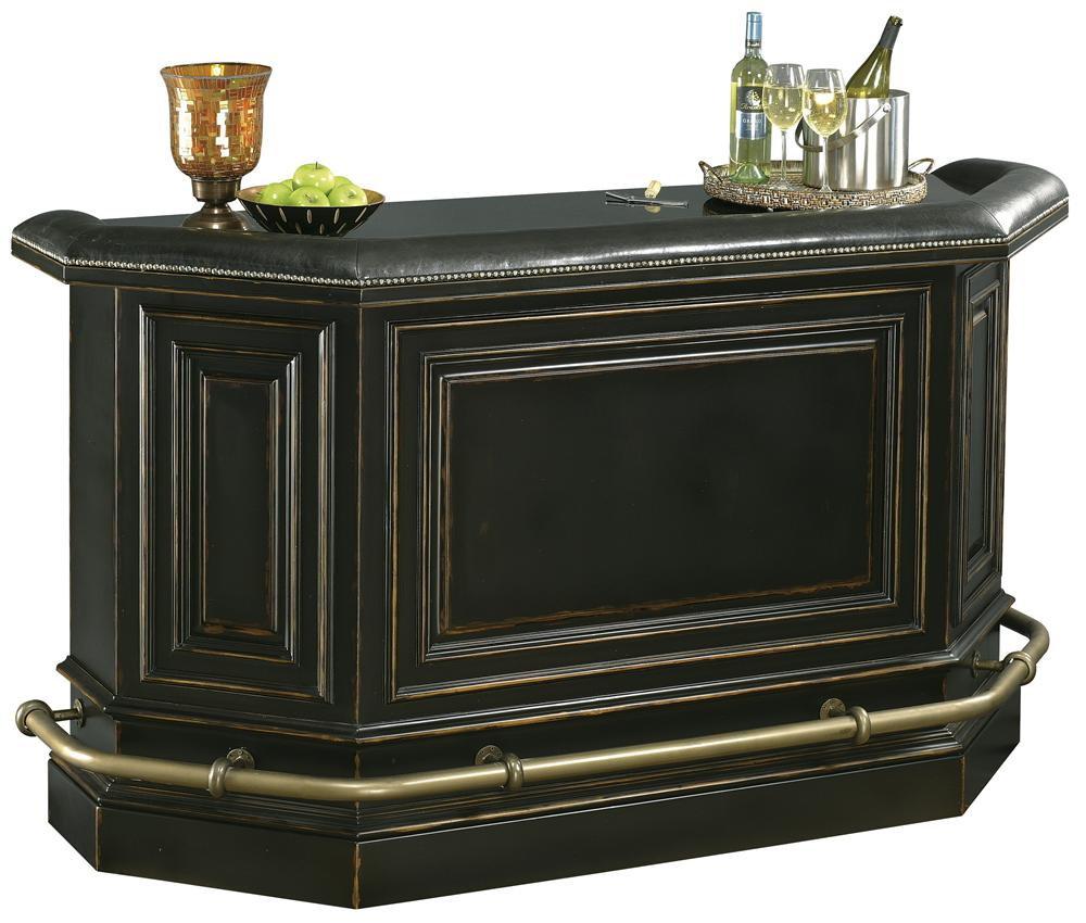Northport Bar Cabinet by Howard Miller at Alison Craig Home Furnishings