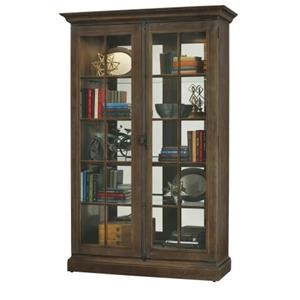 """Titusville 52"""" Curio Cabinet"""