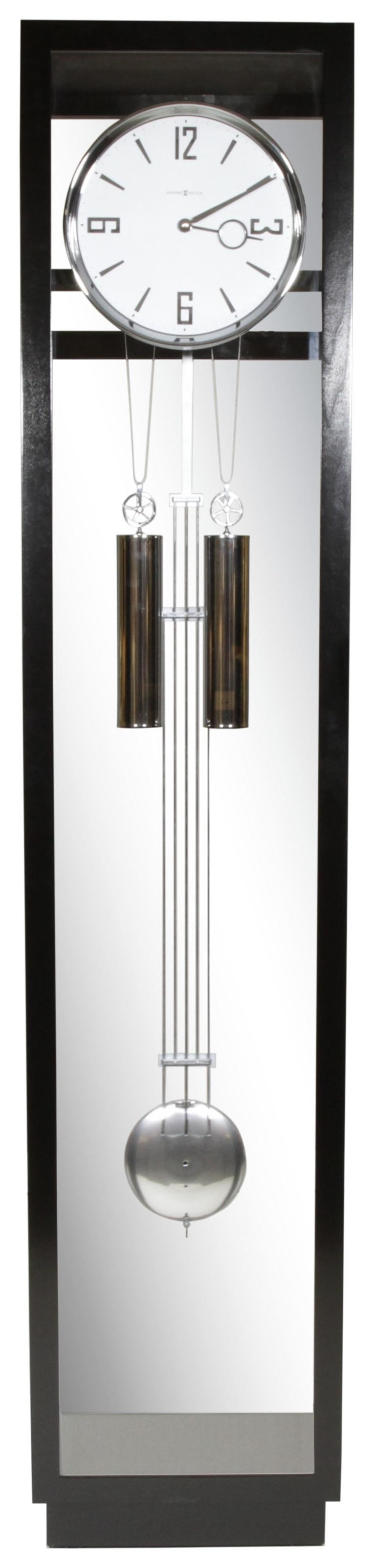 Whitelock II Floor Clock by Howard Miller at HomeWorld Furniture