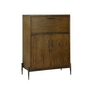 Open Cellar Bar Cabinet