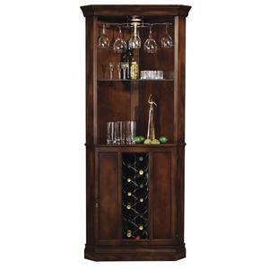 Piedmont Corner Wine & Bar Cabinet