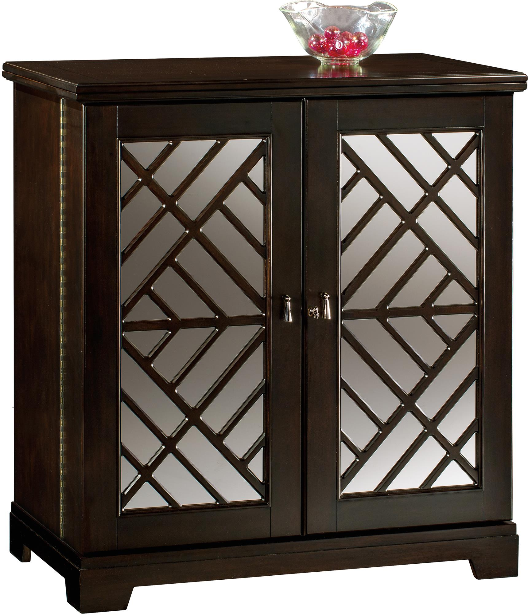 Wine & Bar Furnishings Cabinet by Howard Miller at HomeWorld Furniture