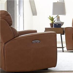 Casual Power Headrest Chair