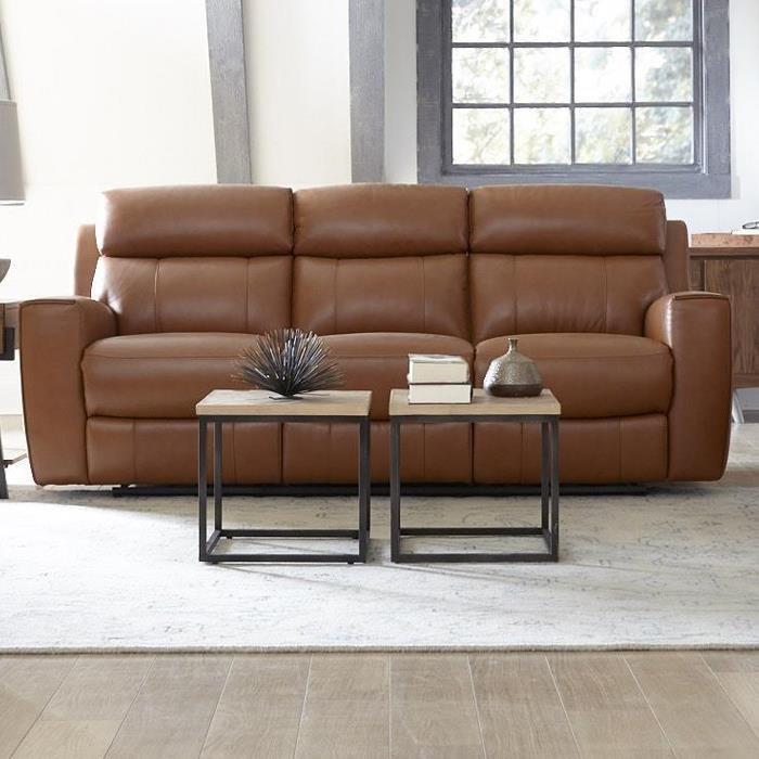 Noah Power Headrest Sofa by Belfort Select at Belfort Furniture