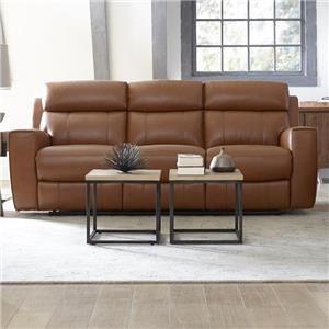 Casual Power Headrest Sofa