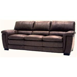 HTL 1116 Leather Sofa