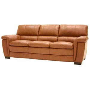HTL 1116 Leather Sofa