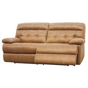 HTL 2775 Dual Reclining Loveseat