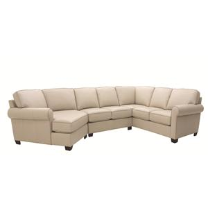 HTL 8727 3-Piece Sectional Sofa