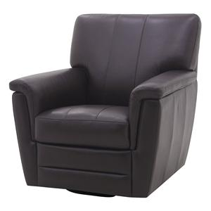 HTL 9004 Leather Accent Chair