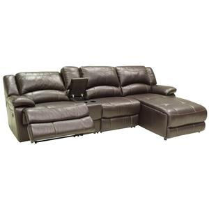 HTL T118CS Small Sectional Sofa
