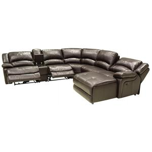 HTL T118CS Entertainment Room Sectional