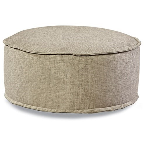"""2021 Customizable 36"""" Cocktail Ottoman by Huntington House at Belfort Furniture"""