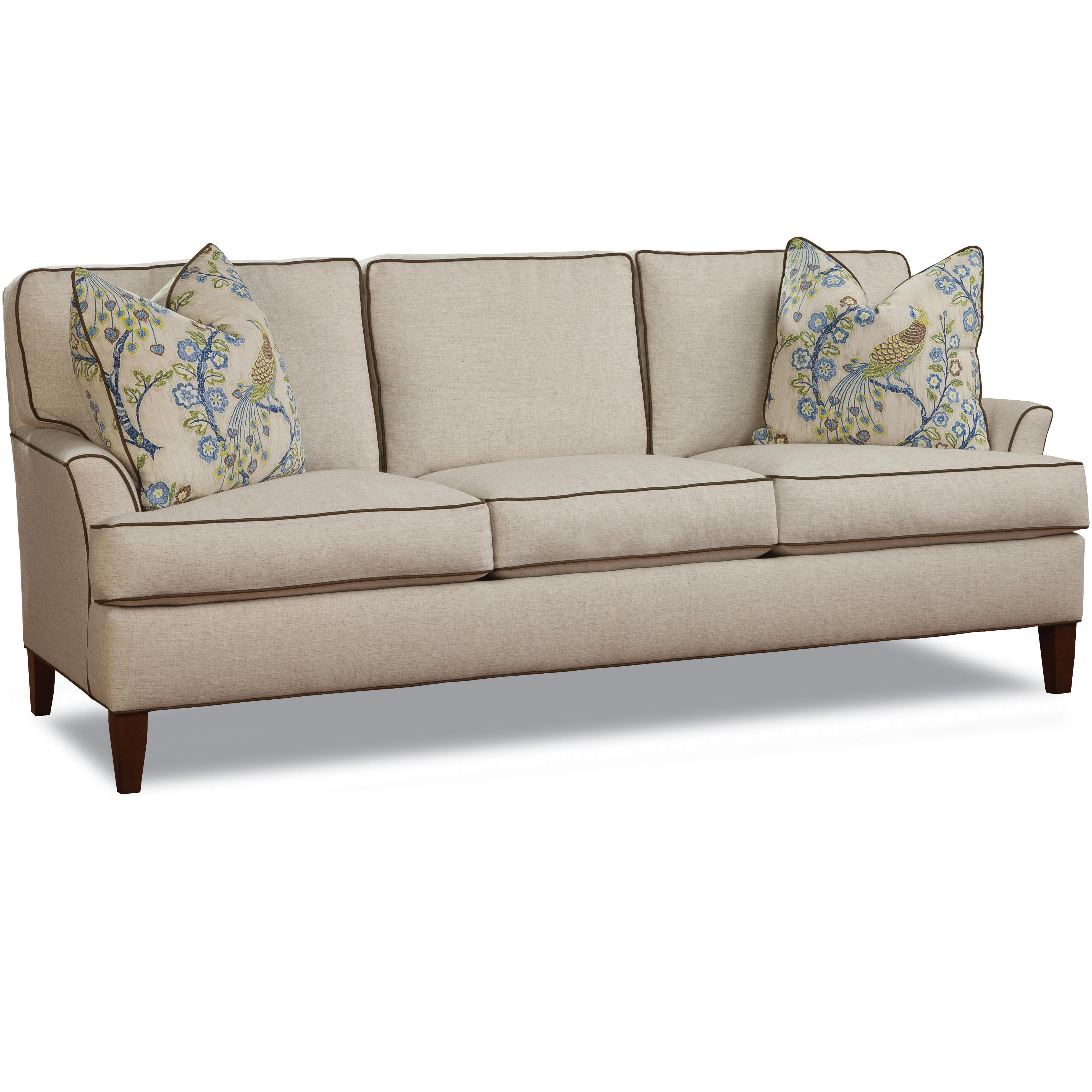 2031 Transitional Sofa by Geoffrey Alexander at Sprintz Furniture