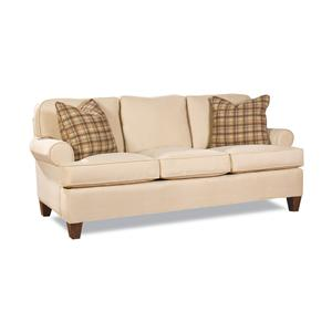 Transitional Three-Seater Beckett Sofa