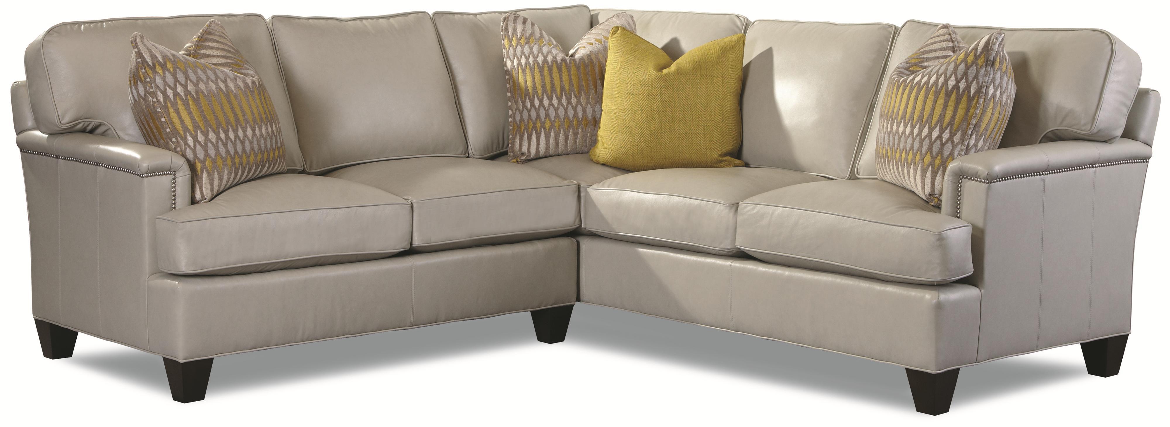 2041 Sectional by Geoffrey Alexander at Sprintz Furniture