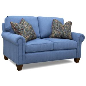 Customizable 2 Seat Loveseat