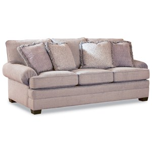 Customizable Upholstered Sofa