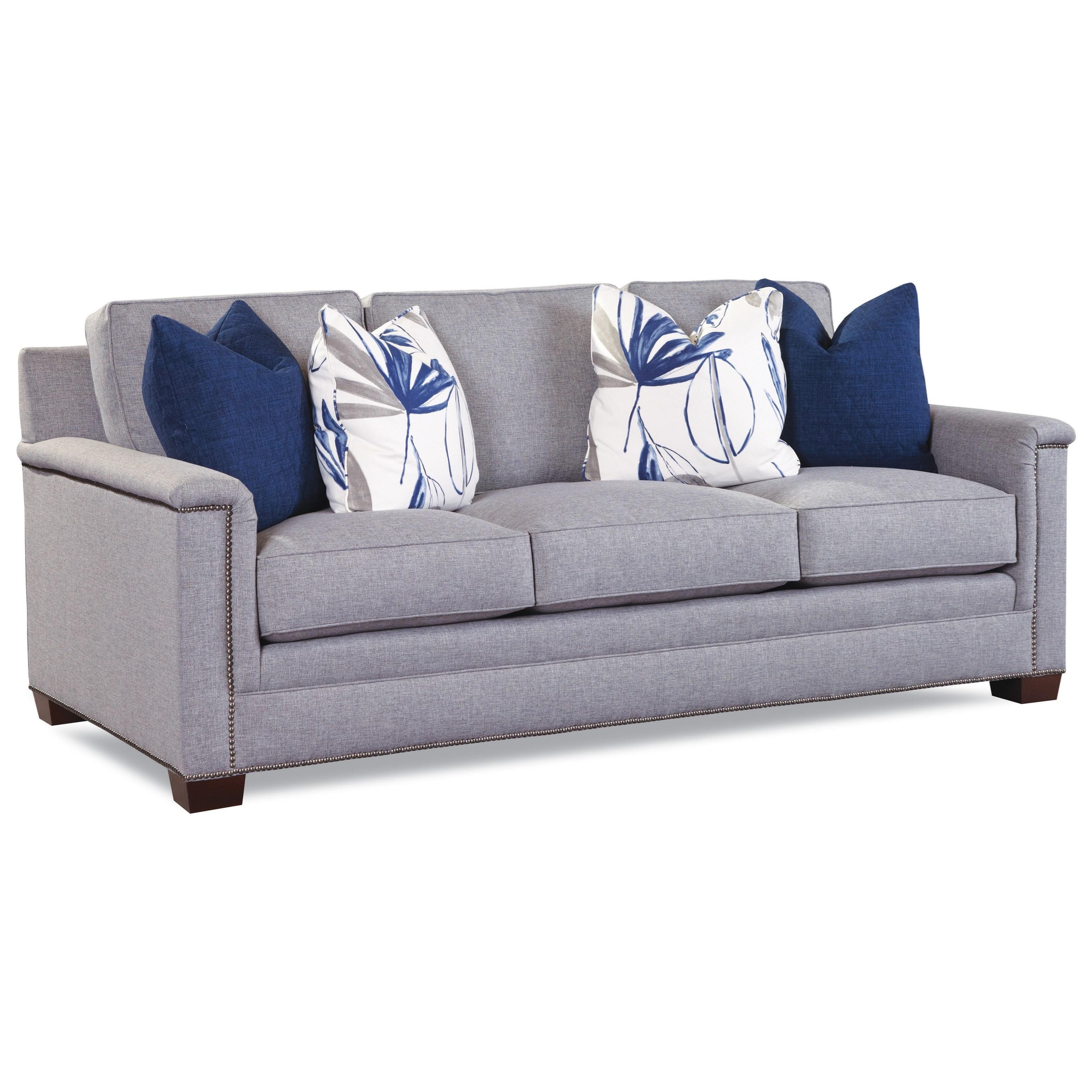 "2062 89"" Sofa by Huntington House at Belfort Furniture"