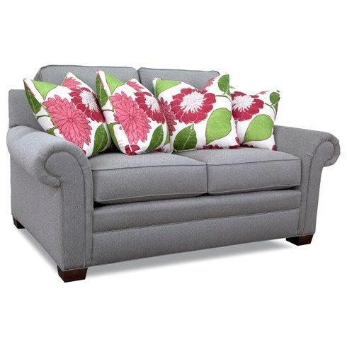 2062 Loveseat by Huntington House at Belfort Furniture