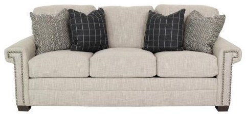 Customizable Upholstered Sofa