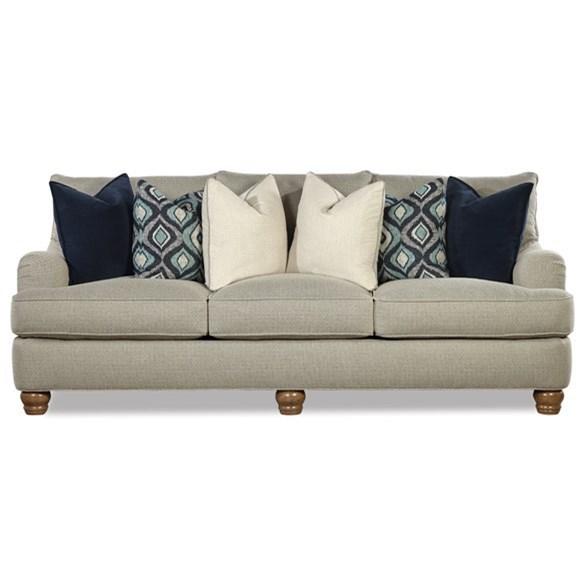 2081 Solutions Customizable Sofa by Geoffrey Alexander at Sprintz Furniture