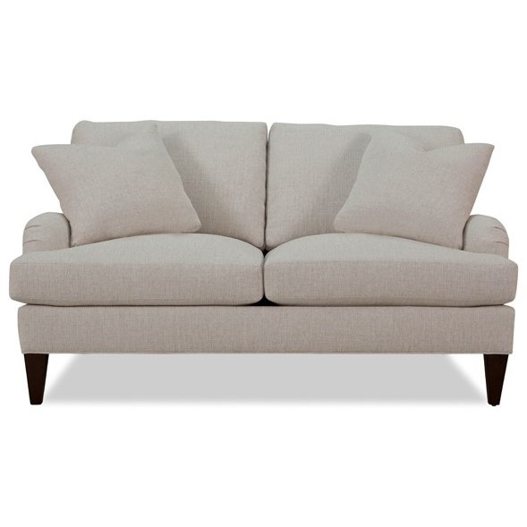 2100 Loveseat by Geoffrey Alexander at Sprintz Furniture