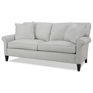 Casual Apartment-Size Sofa