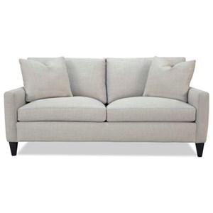 Modern Apartment-Size Sofa