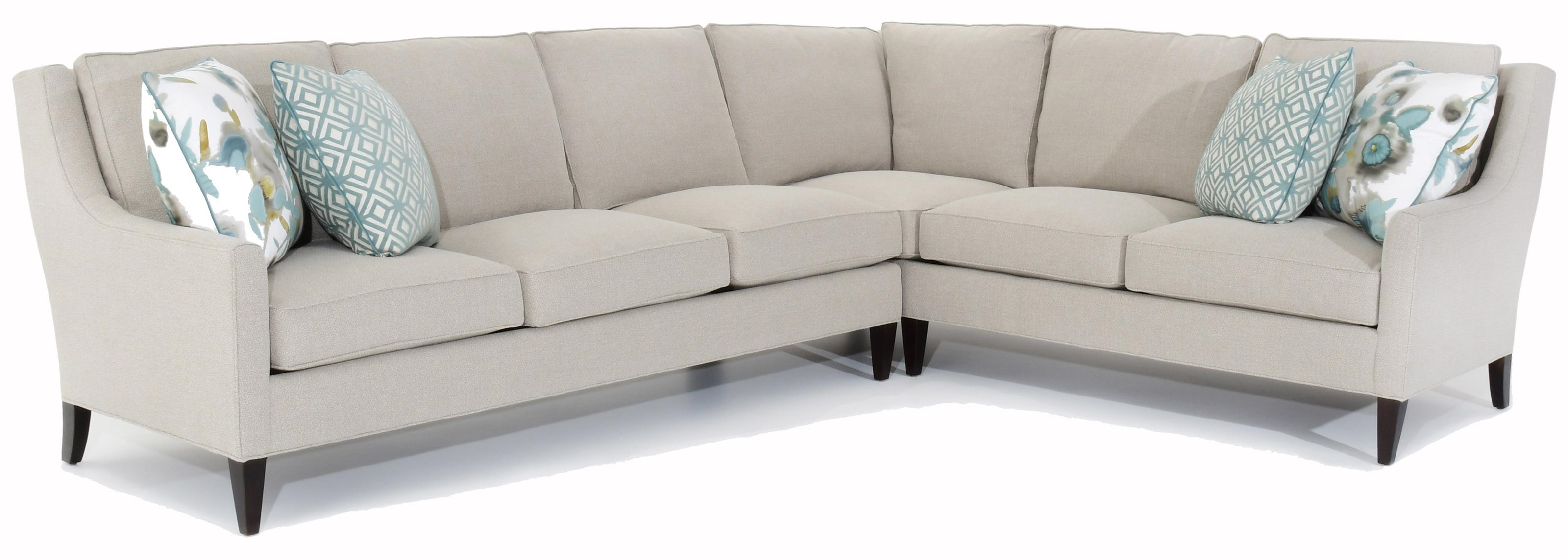 Laguna Sectional Sofa by Huntington House at Baer's Furniture