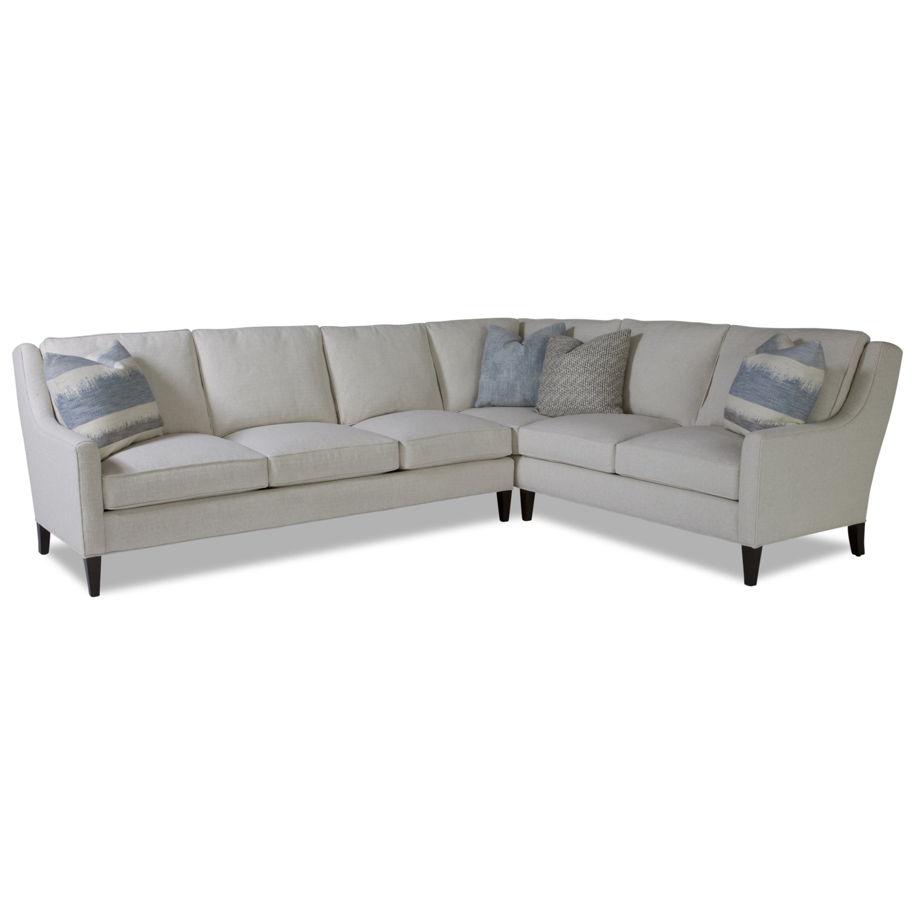 Laguna Sectional Sofa by Huntington House at Belfort Furniture