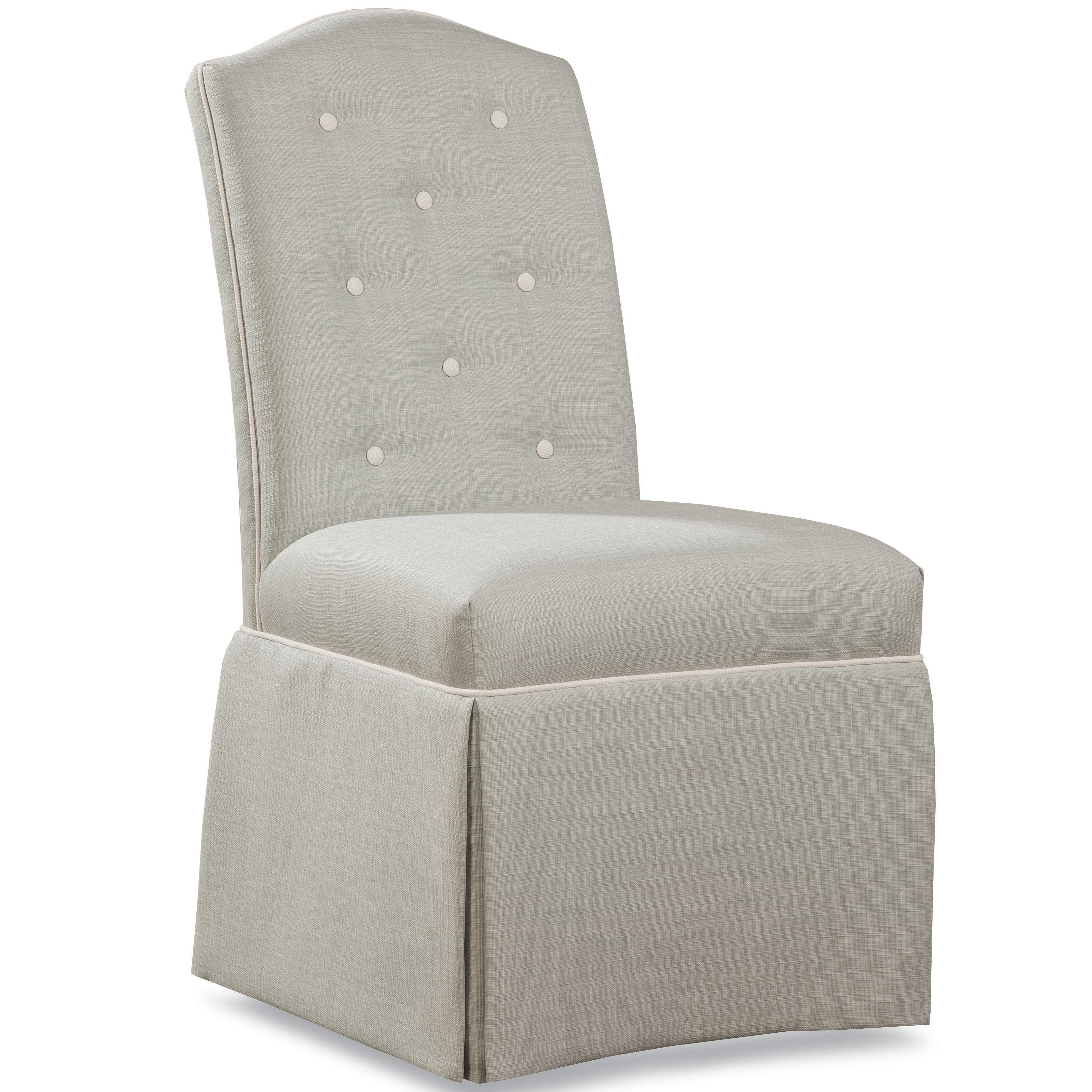 2403 Dining Side Chair by Huntington House at Belfort Furniture