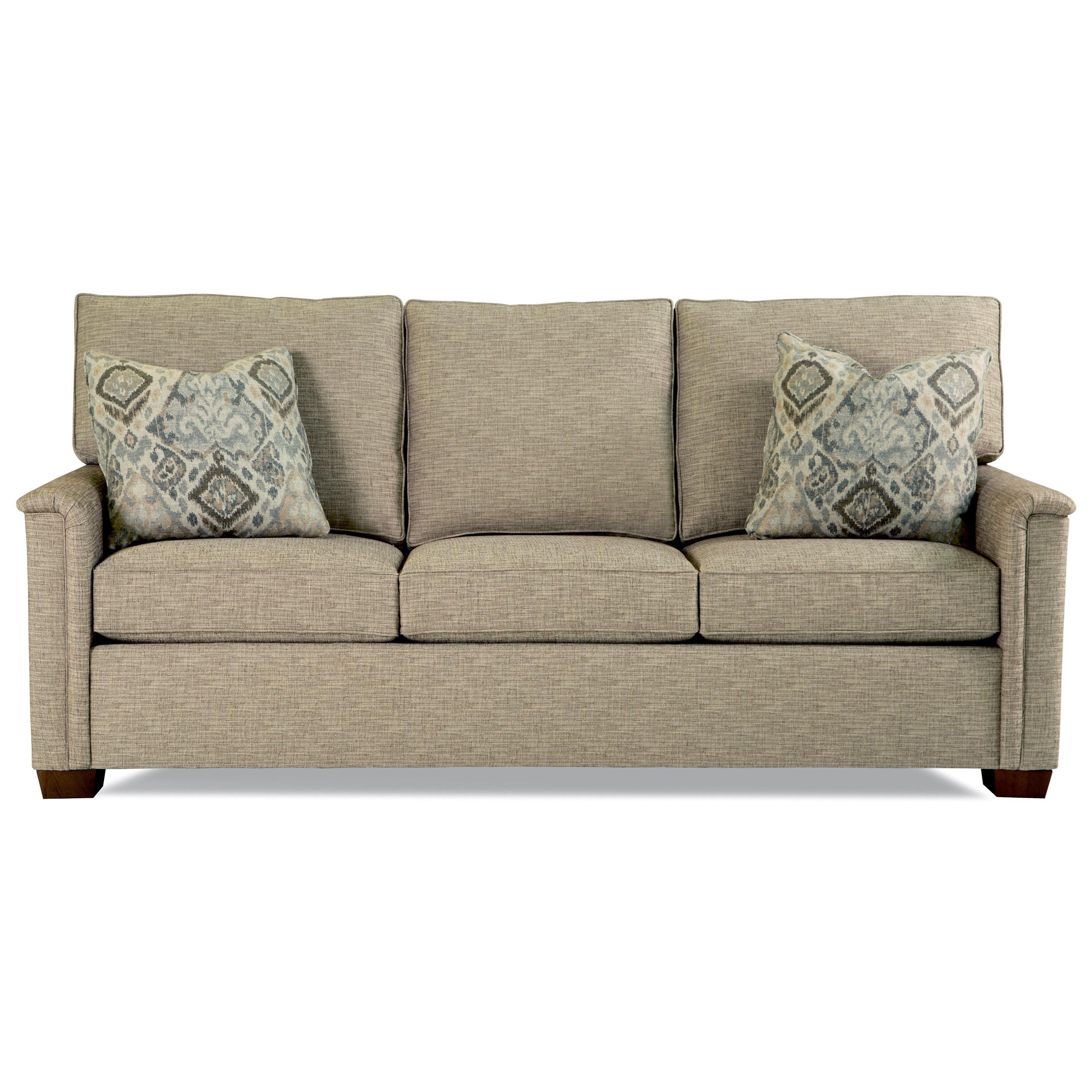 2800 Customizable Sofa by Huntington House at Belfort Furniture