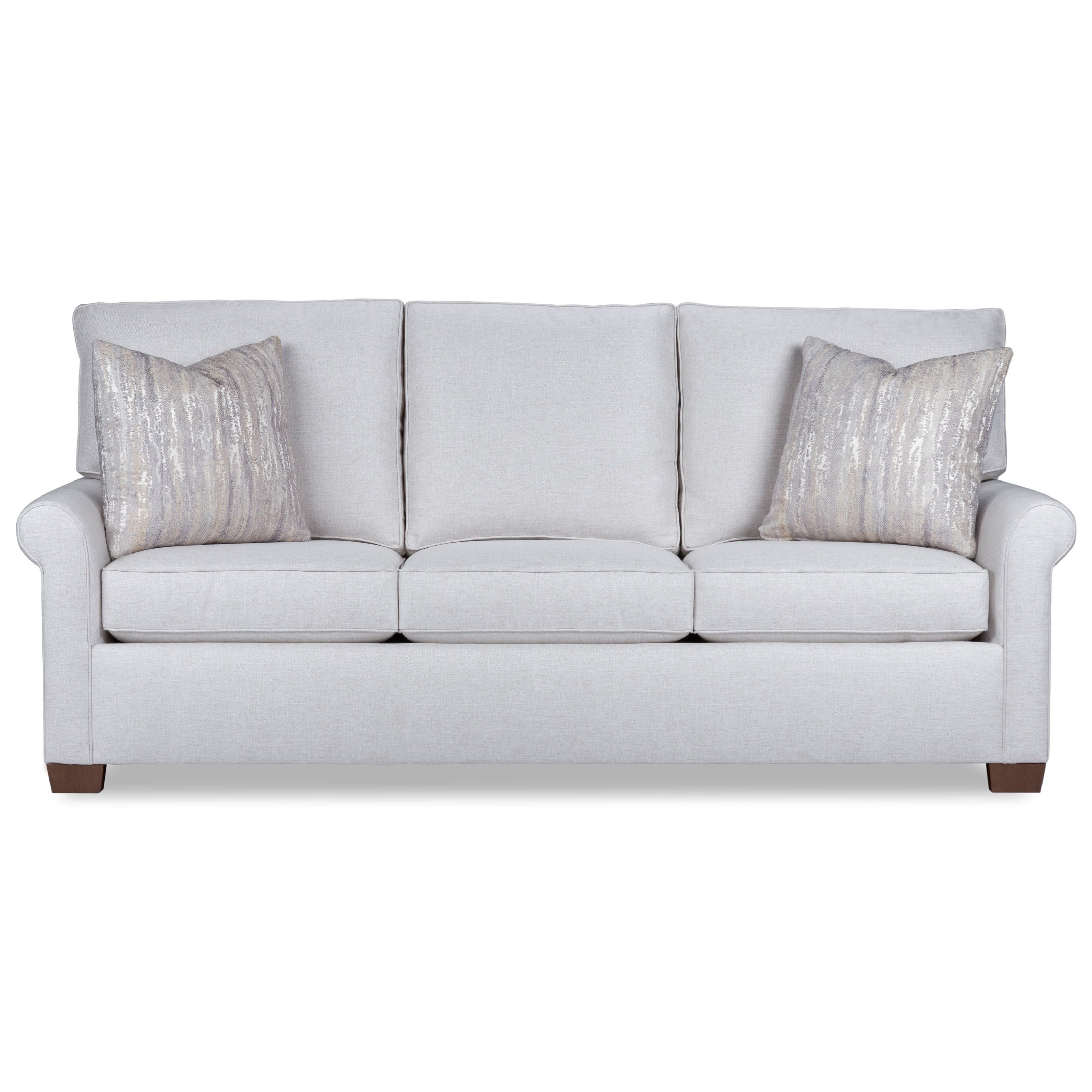 2800 Customizable Sofa by Geoffrey Alexander at Sprintz Furniture