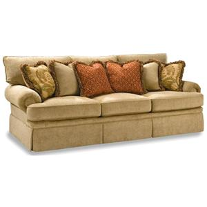 Huntington House 2081 Sofa with Rolled Arm