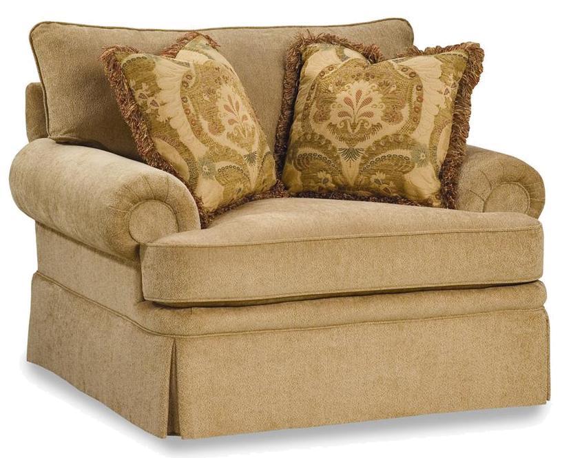 2081 Chair and a Half by Geoffrey Alexander at Sprintz Furniture
