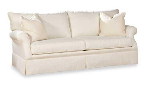 2051 Casual Sofa by Geoffrey Alexander at Sprintz Furniture