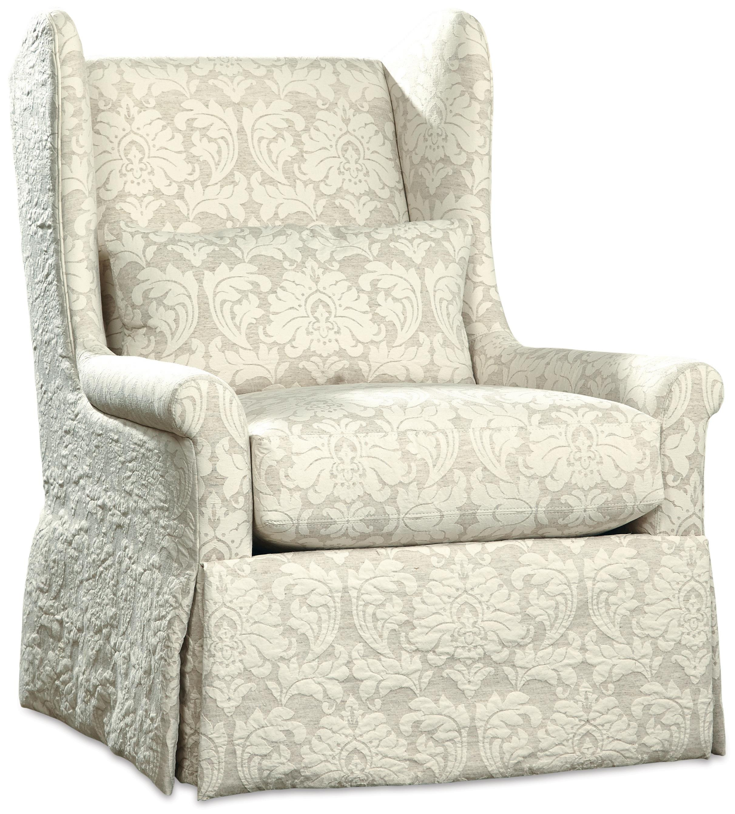 3335 Swivel Glider by Huntington House at Belfort Furniture