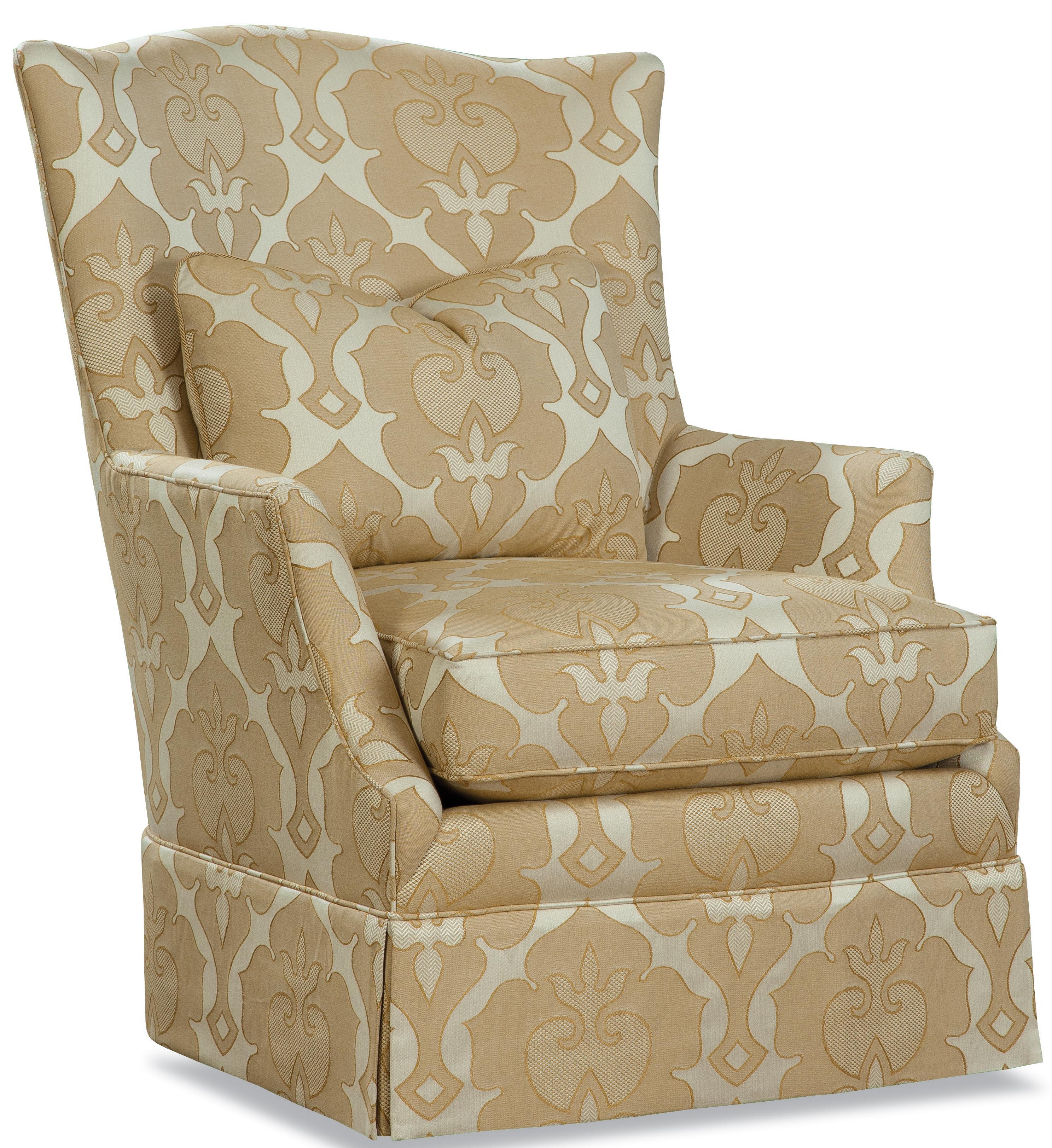 3368 Upholstered Chair by Geoffrey Alexander at Sprintz Furniture