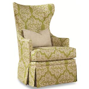 Huntington House 3392 Traditional Swivel Chair